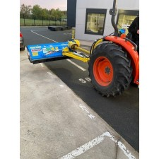 Débroussailleuse à marteaux pour tracteur